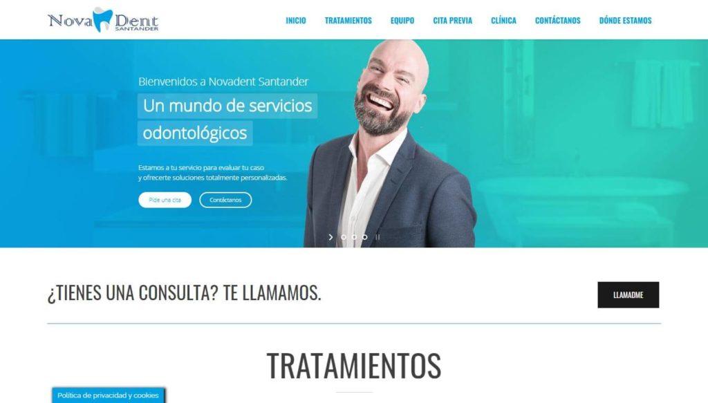 Novadent - Clínica dental en Santander